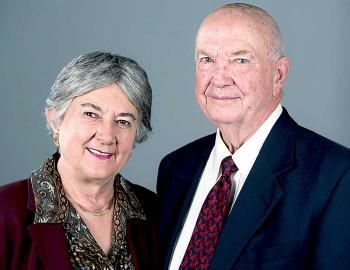 Dr. Thomas and Glenna Kramer of Franklin will be honored at Community Foundation of Acadiana's third annual Leaders in Philanthropy Awards Luncheon on Nov. 15.